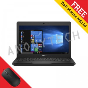 Dell Latitude 5280 i7-7600U 8GB 10Pro -  Touch