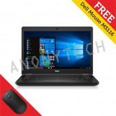 Dell Latitude 5480 i7-6600U 4GB 10Pro