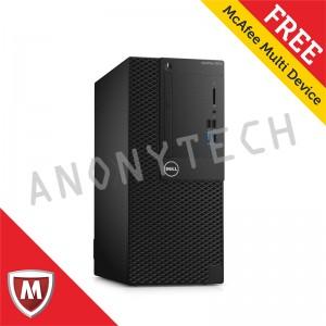 Dell Optiplex 3050 MT i3-7100 4GB 10Pro